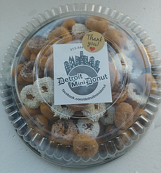 Mini Donut Platter (small or large)